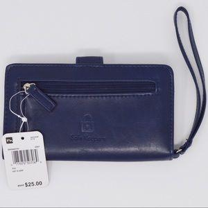 Safe Keepers Credit Card/Phone Wallet Wristlet